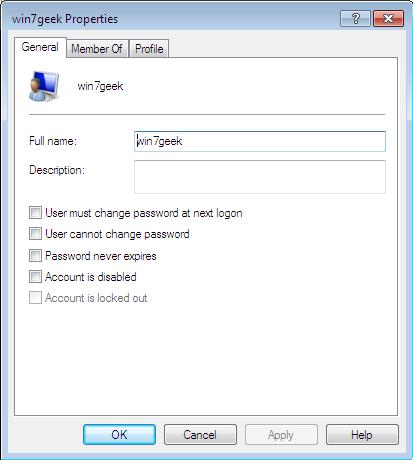win7-user panel